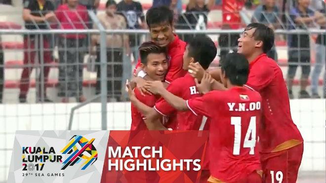 """GÓC CHUYÊN GIA: U22 Myanmar đá hay, nhưng """"chưa đủ trình"""" thắng Việt Nam hay Thái Lan"""