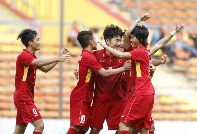 Điều kiện cần và đủ để U22 Việt Nam vào bán kết SEA Games 29
