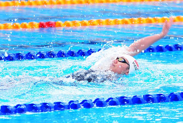 Ánh Viên có thể giành trọn 2 HCV, phá kỷ lục SEA Games hôm nay