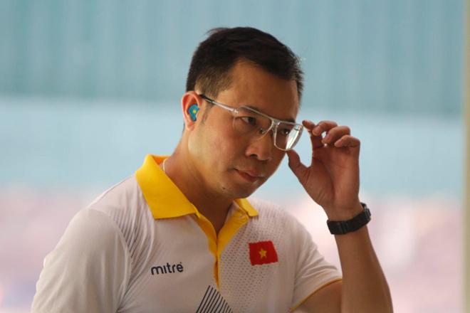 Hoàng Xuân Vinh thua sốc ở nội dung từng giành HCB Olympic
