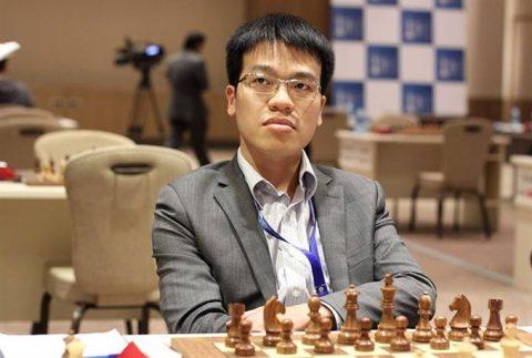 Lê Quang Liêm thắng 2 kỳ thủ top 10 trong ngày kết thúc giải St Louis
