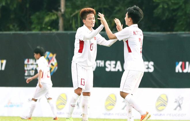 Đánh bại Philippines, tuyển nữ Việt Nam có khởi đầu thuận lợi ở SEA Games 29