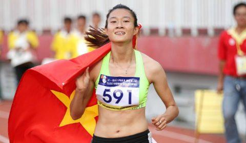 Tú Chinh về nhất vòng loại 100m , điền kinh Việt Nam chờ 'hái vàng'