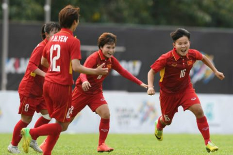 Đánh bại Myanmar, tuyển nữ Việt Nam nắm quyền tự quyết cho tấm HCV SEA Games