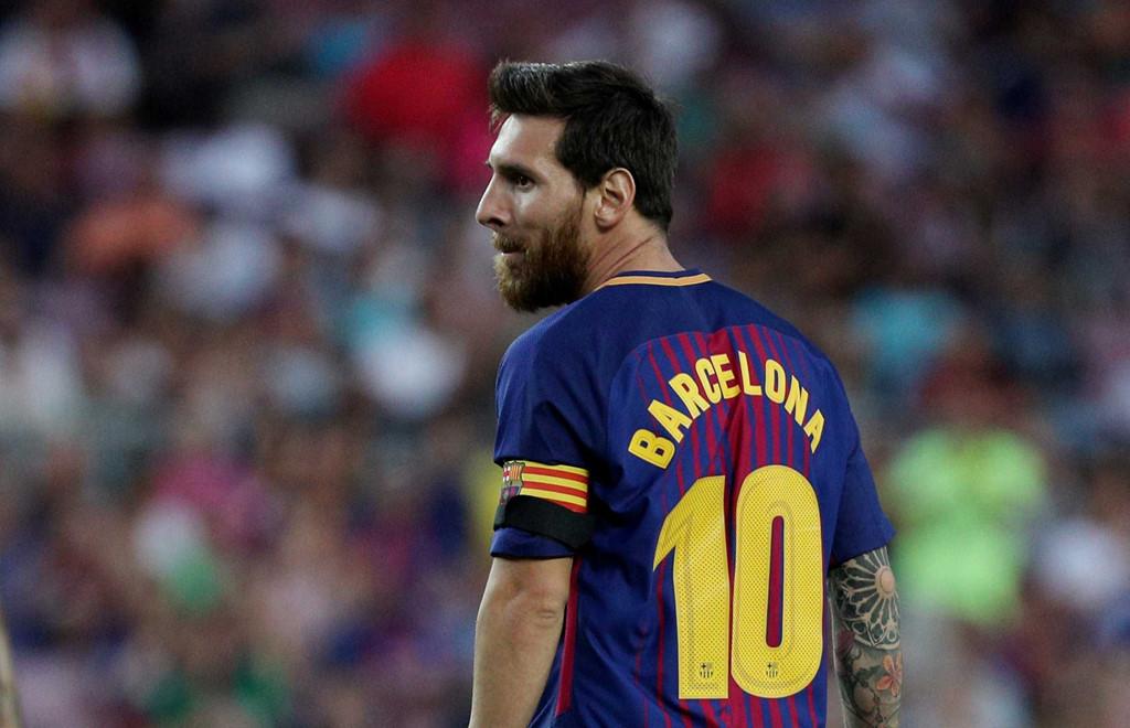 Barcelona bác bỏ tin đồn bán Messi cho Man City