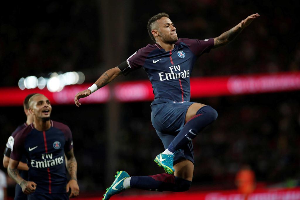 PSG đè bẹp Toulouse trong ngày Neymar ra mắt sân Parc des Princes đầy ấn tượng