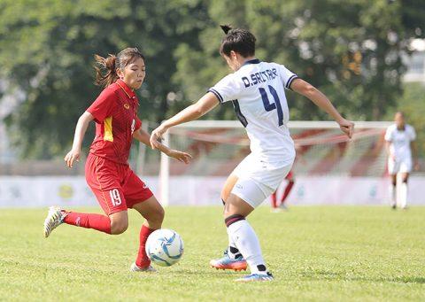 Thái Lan bị từ chối đổi giờ, nữ VN rộng cửa giành HCV SEA Games
