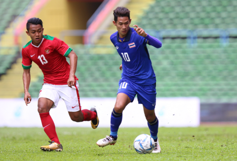 Kết quả U22 Thái Lan vs U22 Indonesia: Trận đấu của những sai lầm