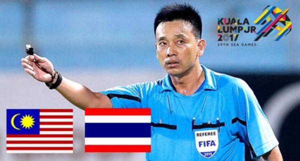 Trọng tài Việt Nam bắt chính trận chung kết bóng đá nam SEA Games 29