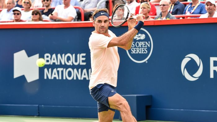 Federer gục ngã ở chung kết Rogers Cup