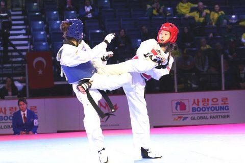 2 VĐV taekwondo vào chung kết, chờ cú đúp vàng cho TTVN