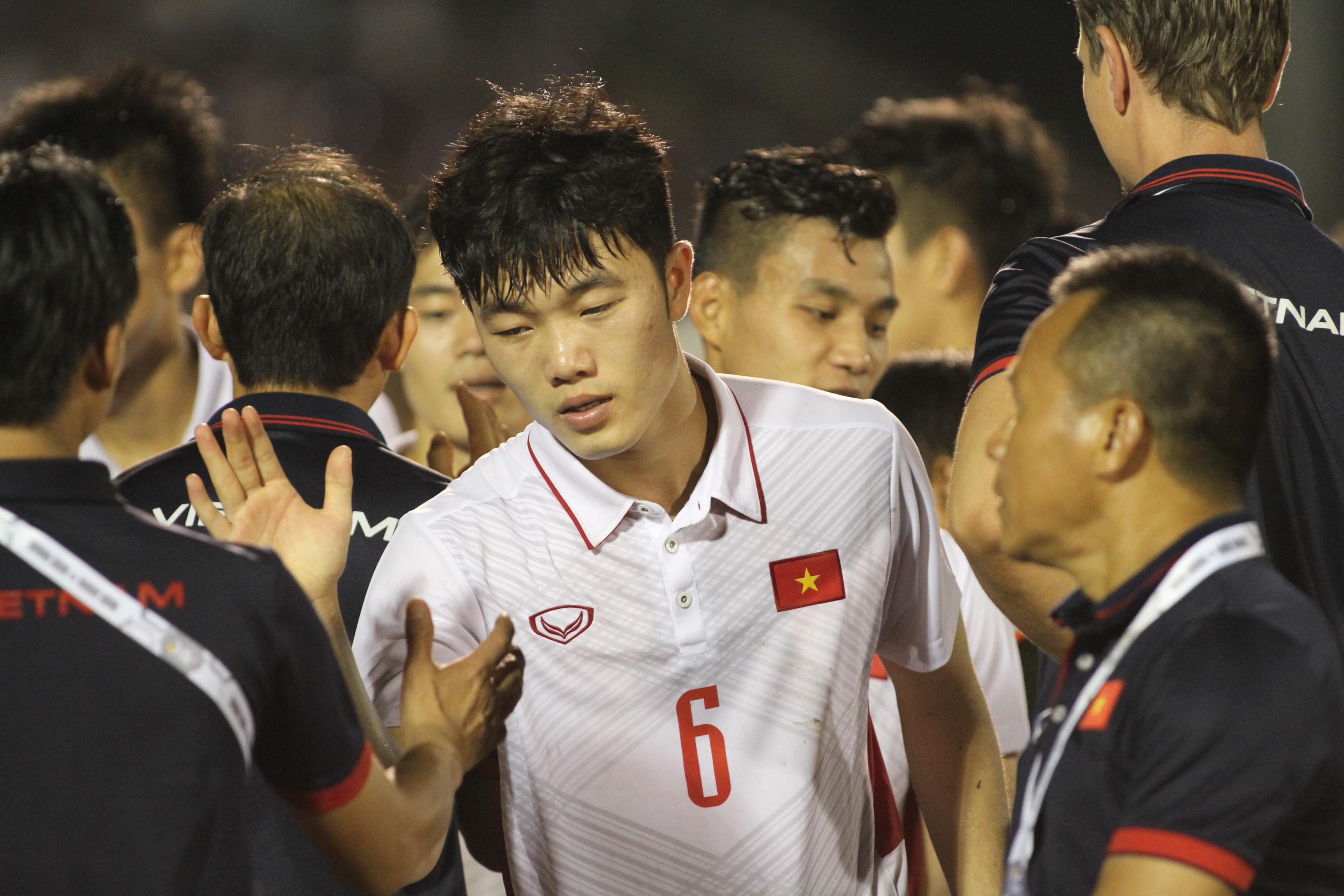 Không gây được quá nhiều ấn tượng, Xuân Trường vẫn được Gangwon FC hết lời khen ngợi