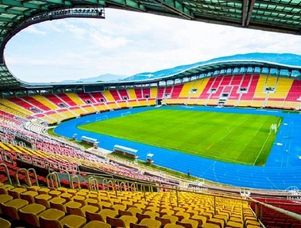 Thông tin trước Siêu cúp châu Âu: Ngắm nhìn vẻ đẹp Philip II Arena