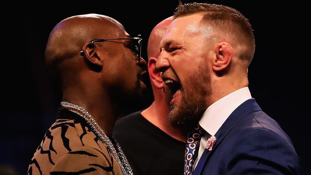 'Độc cô cầu bại' Mayweather tự nhận cửa dưới so với McGregor