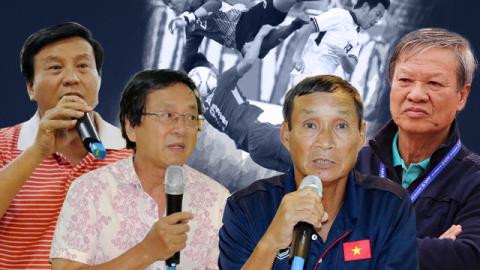 Quá bức xúc, Ông Hải 'lơ' mắng thẳng mặt hai quan chức VFF vặn HLV Mai Đức Chung