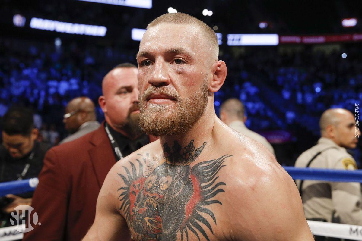 Conor McGregor bị cấm thi đấu 2 tháng tính từ trận so găng tỉ đô với Mayweather