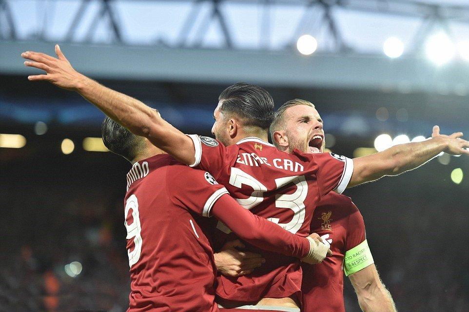 Đại thắng Hoffenheim, Liverpool hiên ngang vào vòng bảng Champions League