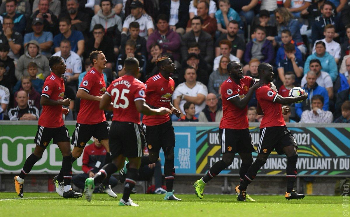5 điểm nhấn sau chiến thắng 4 sao của MU trước Swansea: Lộ diện ứng cử viên vô địch