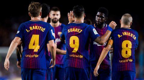 Barca nhận tiếp hung tin từ trụ cột trước trận tái đấu Real đêm nay