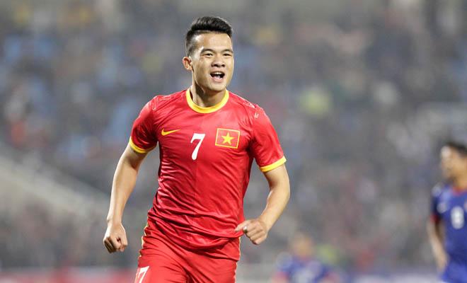 Huy Toàn chấn thương, Hoàng Thịnh được gọi bổ sung lên tuyển Việt Nam