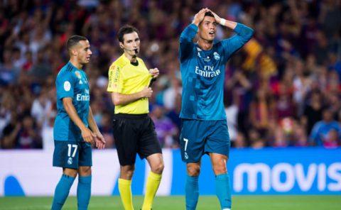 Tai họa sắp ập xuống đầu Ronaldo vì hành động này sau khi bị truất quyền thi đấu