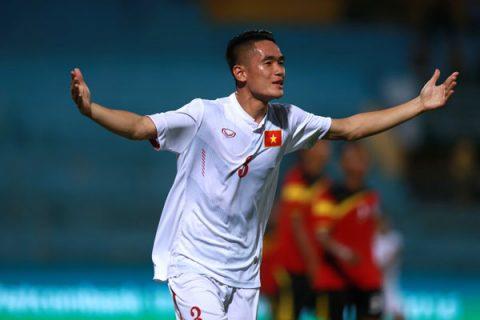 Quế Ngọc Hải rút lui vì chấn thương, tuyển thủ U20 Việt Nam được gọi thay thế