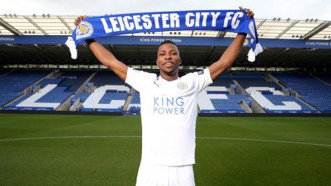 Sao Man City CHÍNH THỨC gia nhập Leicester City