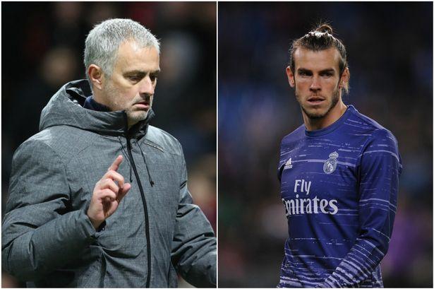 Tiết lộ: Mourinho vẫn chưa từ bỏ ý định chiêu mộ Gareth Bale