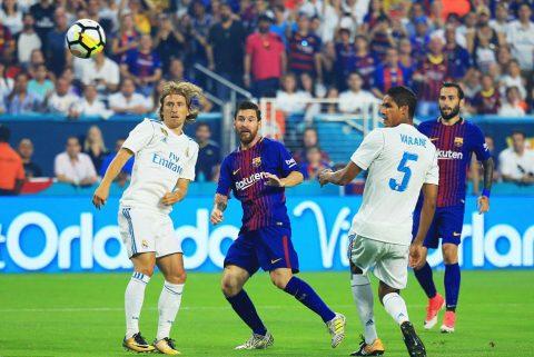 Barcelona vs Real Madrid, 03h00 ngày 14/08: Không Neymar, đã có Messi