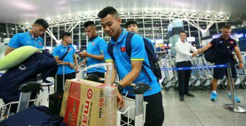 HLV Hữu Thắng cấm tuyển thủ U22 Việt Nam sử dụng…mì gói