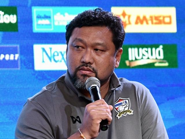 'Muối mặt' tại vòng loại U23 châu Á, Thái Lan vẫn tuyên bố giành vàng bóng đá nam SEA Games 29