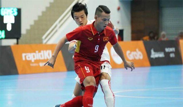 Đè bẹp Myanmar bằng set tennis, Futsal Việt Nam thắp lại hy vọng giành huy chương