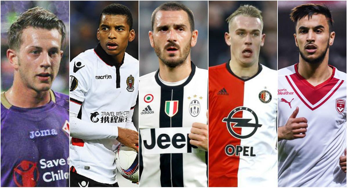 Điểm mặt các tân binh đáng xem nhất tại Serie A 2017/18