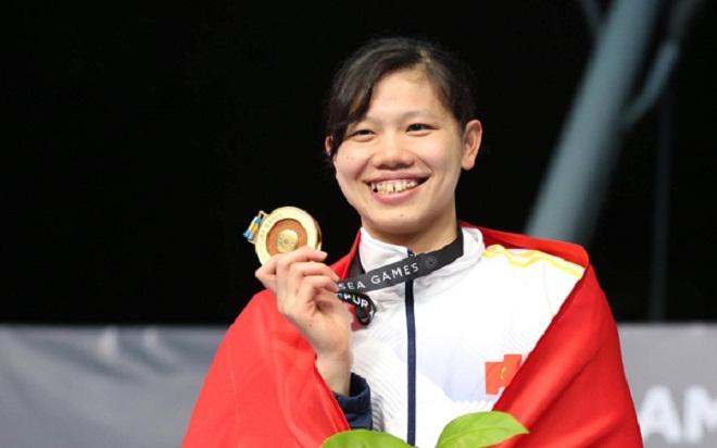 Qua 4 kỳ SEA Games, Ánh Viên đã giành được bao nhiêu huy chương?
