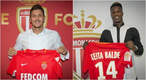 Mbappe ra đi, Monaco lập tức công bố hai 'bom tấn' chất lượng