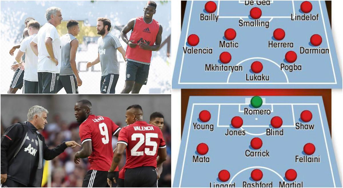 Mourinho vẽ 2 đội hình 'khủng' MU chinh chiến mùa tới