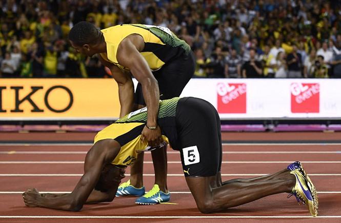 Chấn thương nặng, Usain Bolt kết thúc sự nghiệp không trọn vẹn
