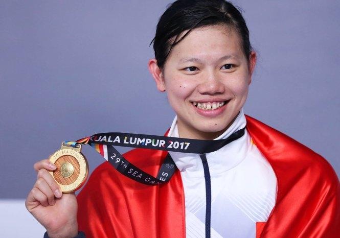 Bản tin SEA Games ngày 26/08: Ánh Viên có HCV thứ 7, Hoàng Xuân Vinh mất vàng ở nội dung sở trường