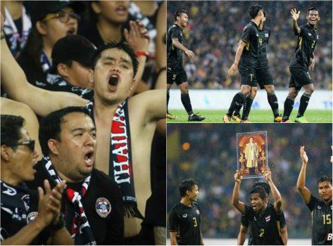 CHÙM ẢNH: Người Thái ăn mừng khi bảo vệ thành công ngôi vô địch SEA Games