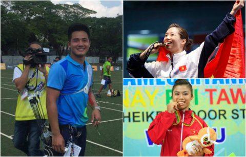 BẢN TIN SEA Games ngày 20/8: Đoàn Thể Thao Việt Nam đạt Hat-trick huy chương Vàng