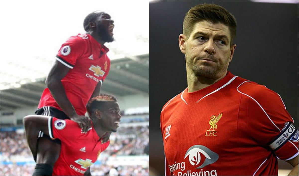 Sau tất cả, Gerrard cũng phải đành cay đắng thừa nhận sức mạnh của MU