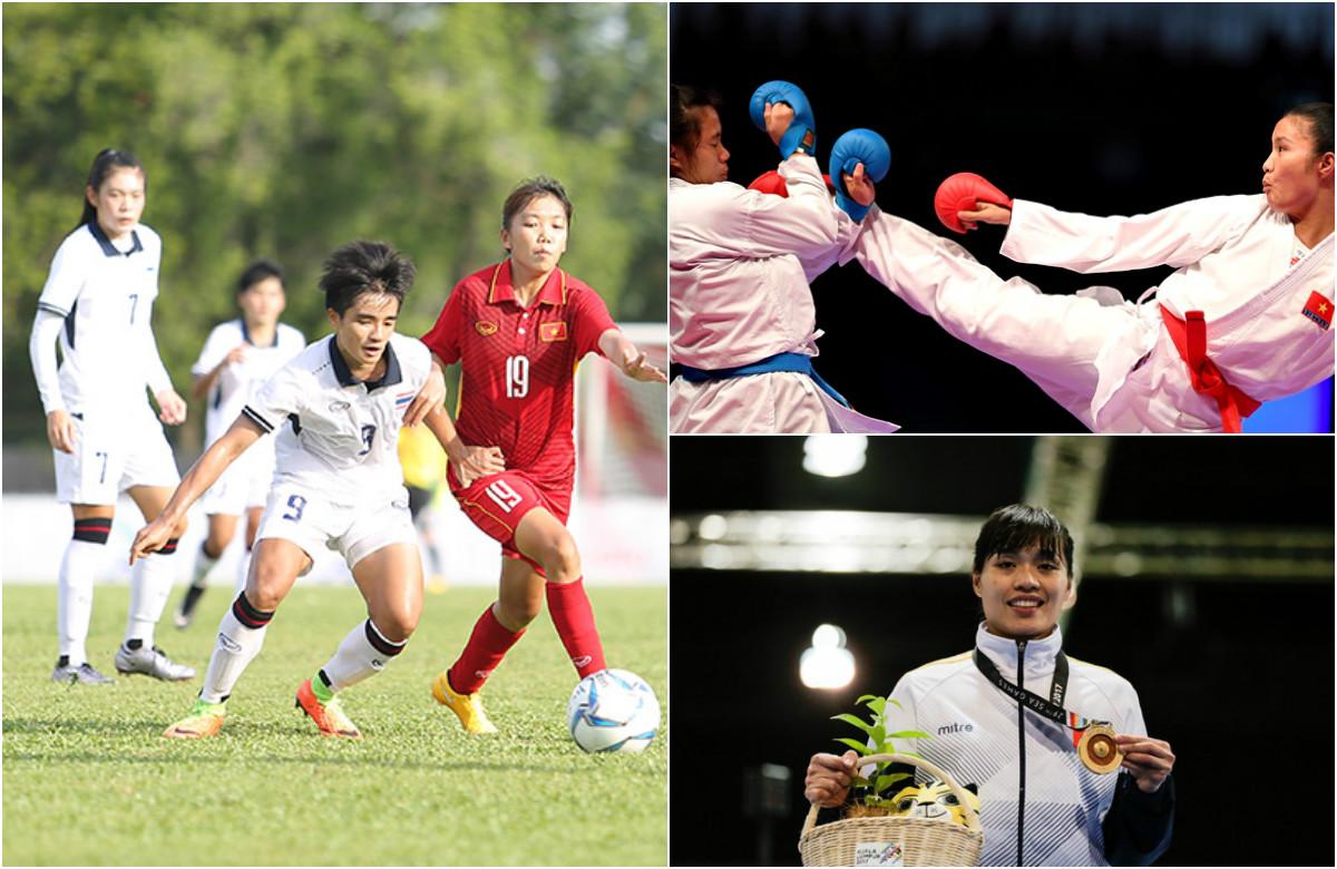 Bản tin SEA Games 22/08: Việt Nam tiếp tục có thêm 4 HCV