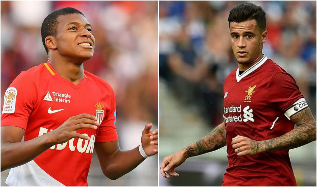 TIN CHUYỂN NHƯỢNG 23/08: Mbappe phủ nhận đến PSG trong hè này; Barca tiếp tục nâng giá hỏi mua Coutinho