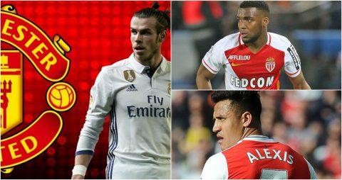 TIN CHUYỂN NHƯỢNG 05/8: Bale đánh tiếng muốn đến M.U; Arsenal và Monaco làm vụ đổi người?