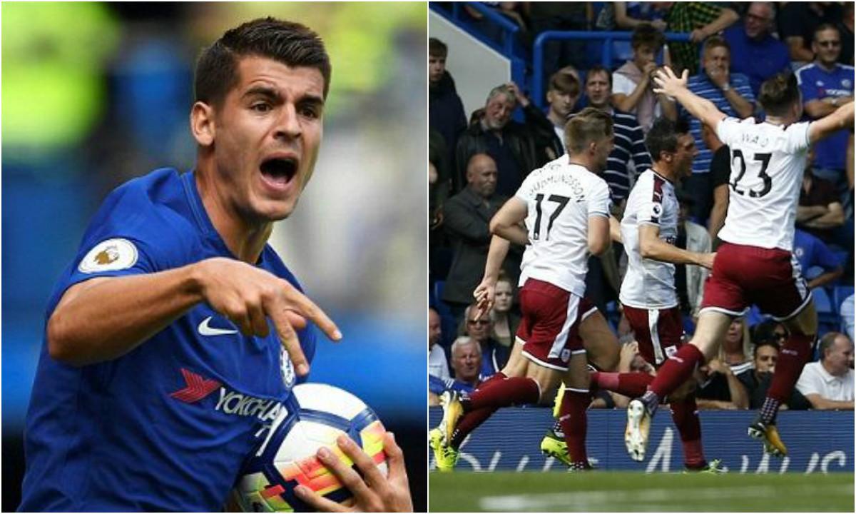 Bom tấn  Morata nổ súng, Chelsea vẫn không thể thoát thua trong trận cầu phải nhận tới 2 thẻ đỏ