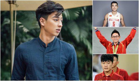 """Điểm mặt 10 """"Hot boy"""" của Đoàn thể thao Việt Nam tại SEA Games 29"""