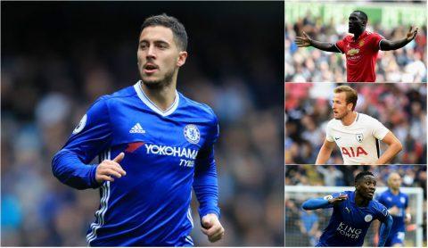 Những ngôi sao đáng được chờ đợi nhất vòng 3 Premier League: Sự trở lại của Eden Hazard