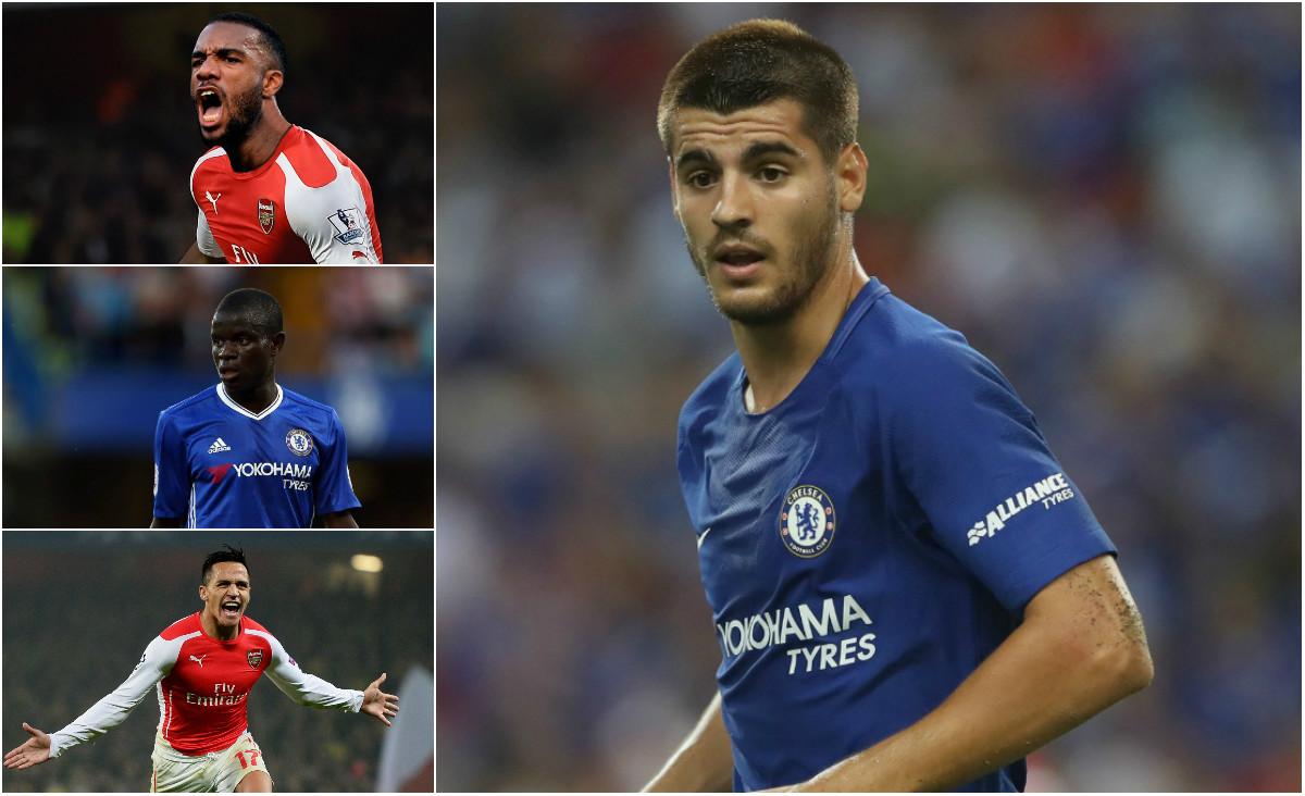 Morata và những ngôi sao đáng chú ý ở trận tranh Siêu cúp Anh