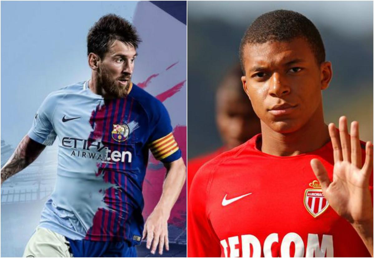TIN CHUYỂN NHƯỢNG 24/08: Messi đang đàm phán tới Man City; Monaco đồng ý bán Mbappe cho PSG
