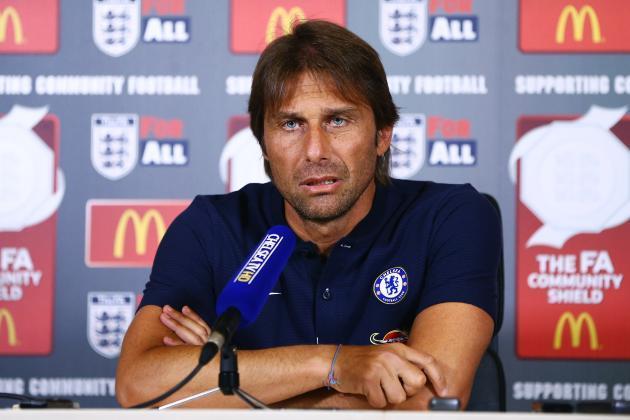 HLV Conte không còn hạnh phúc tại Chelsea